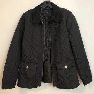 Tommy Hilfiger Quilted Black Jacket